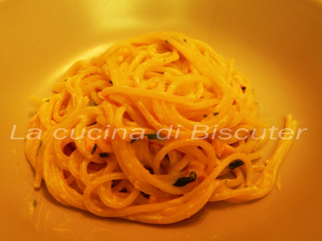 spaghetti all'Annalisa