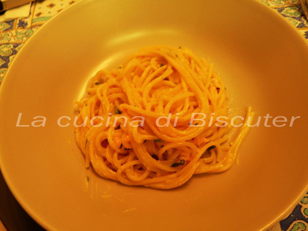 spaghetti all'Annalisa --