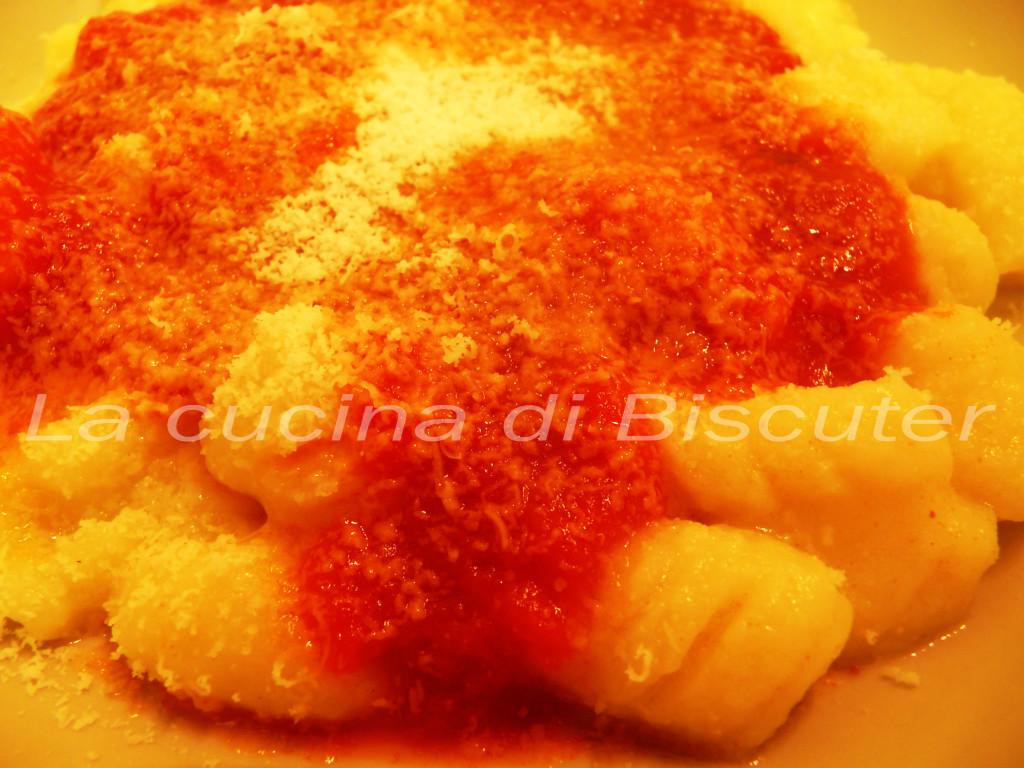 Gnocchi di patate _