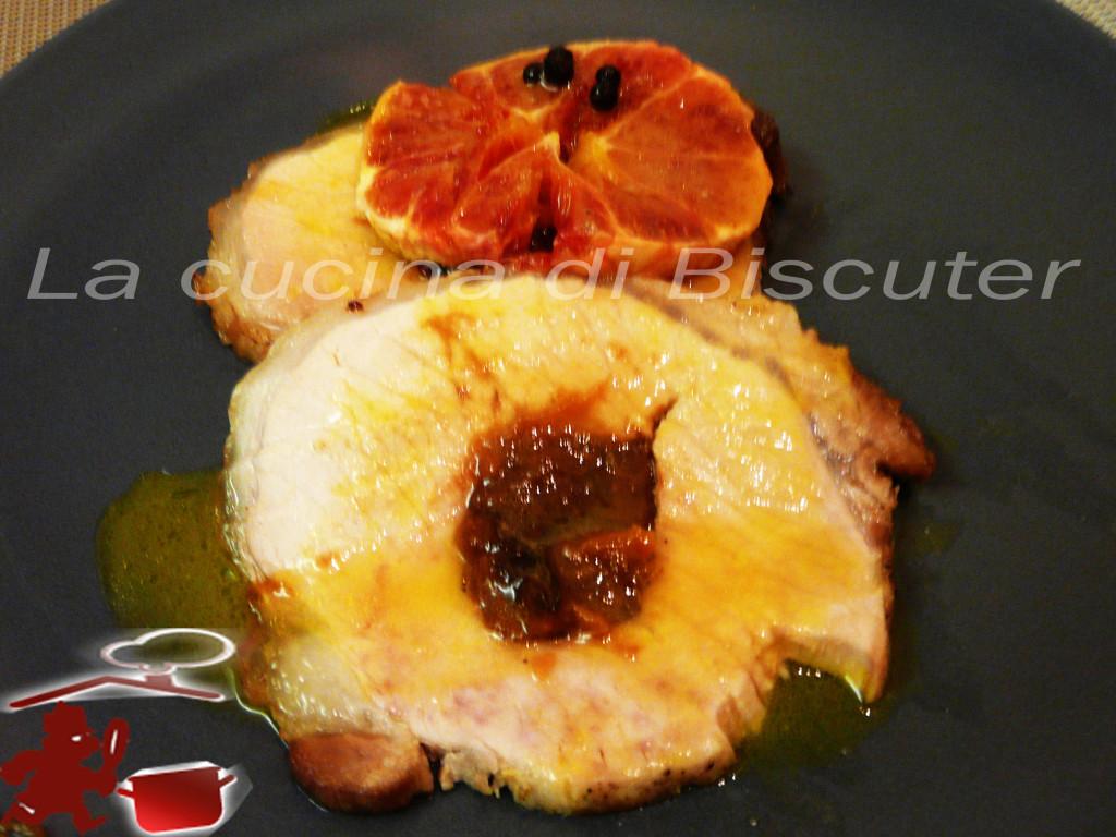 Arista all'arancia -