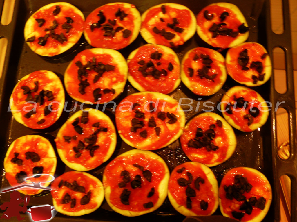 Pizzette di melanzane _7