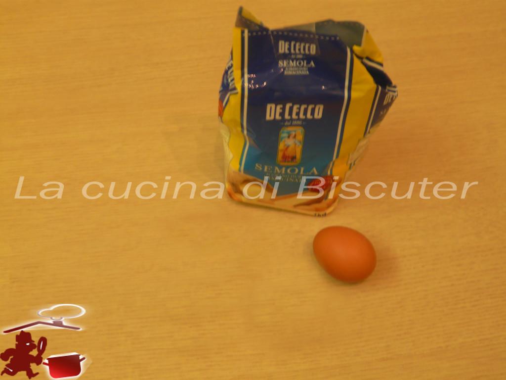 Gnocchetti sardi al pesto di pistacchio 1