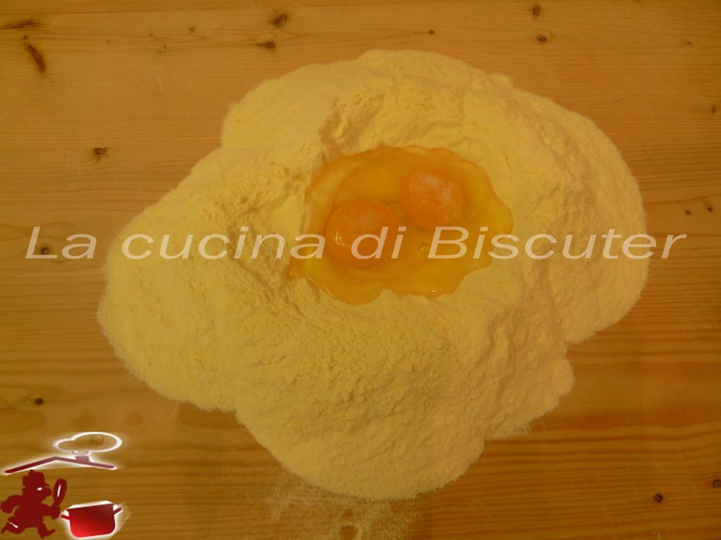 Gnocchetti sardi al pesto di pistacchio 2a