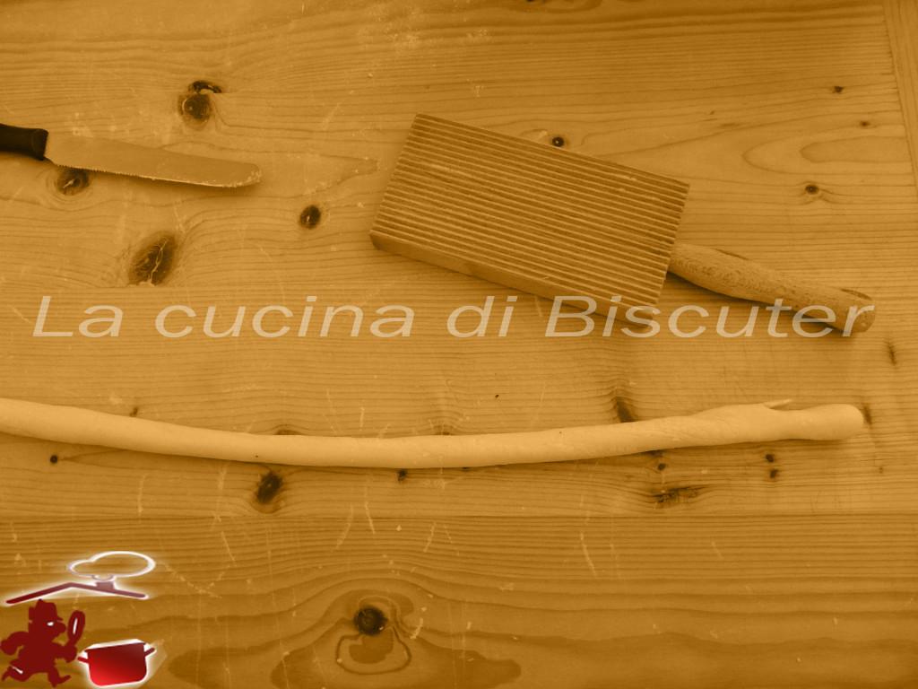 Gnocchetti sardi al pesto di pistacchio 2d
