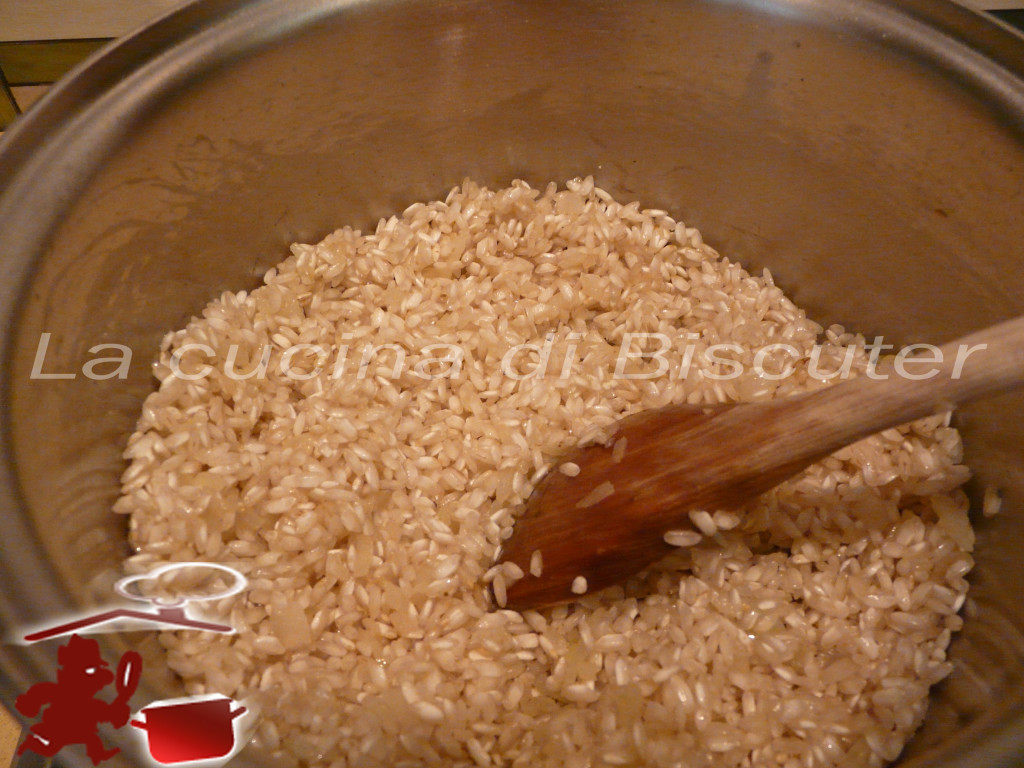 Risotto alle fragole 5