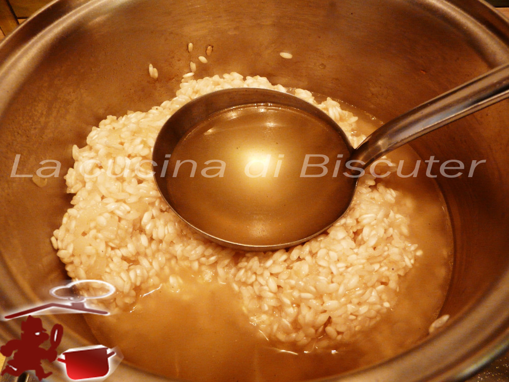 Risotto alle fragole 7