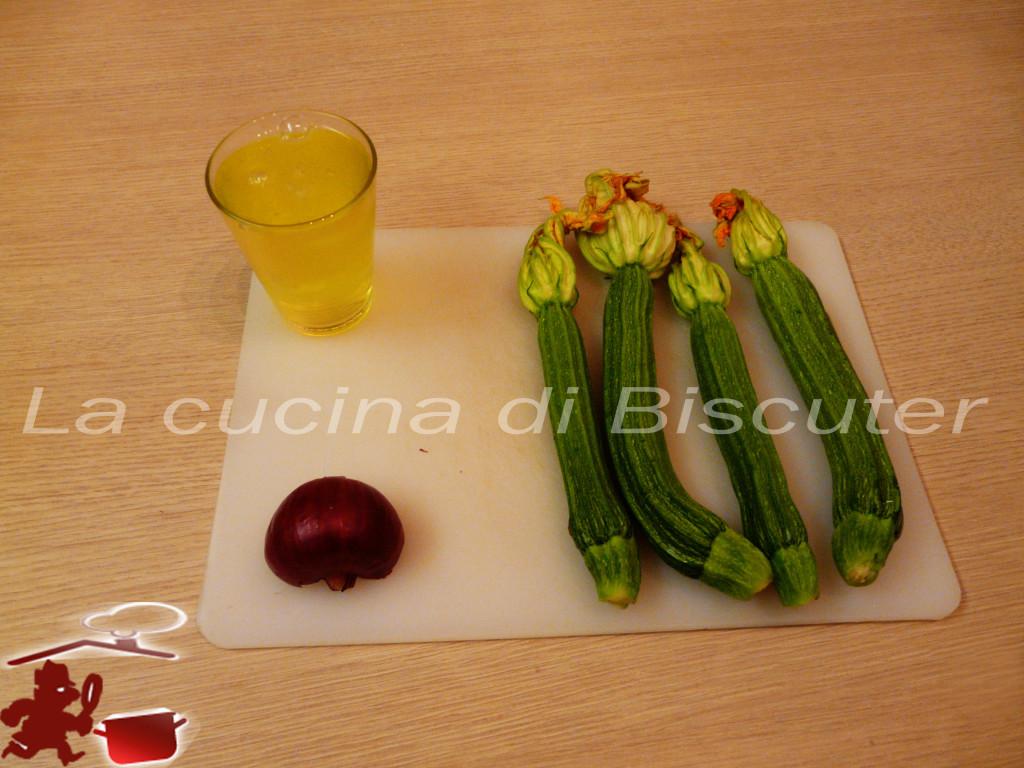 Frittata bianca di zucchine 1