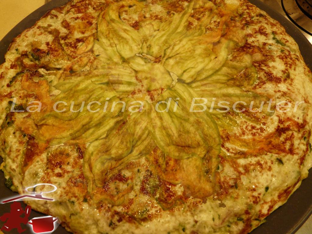 Frittata bianca di zucchine 11