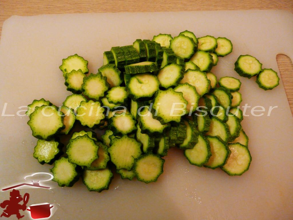Frittata bianca di zucchine 3