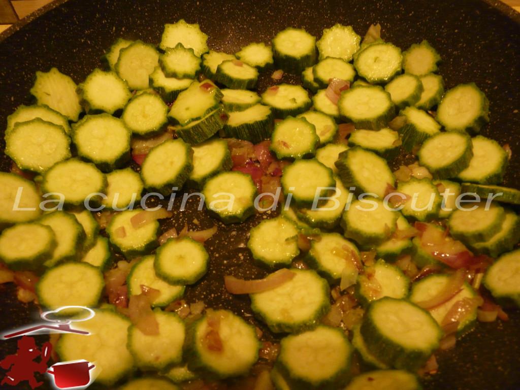 Frittata bianca di zucchine 5