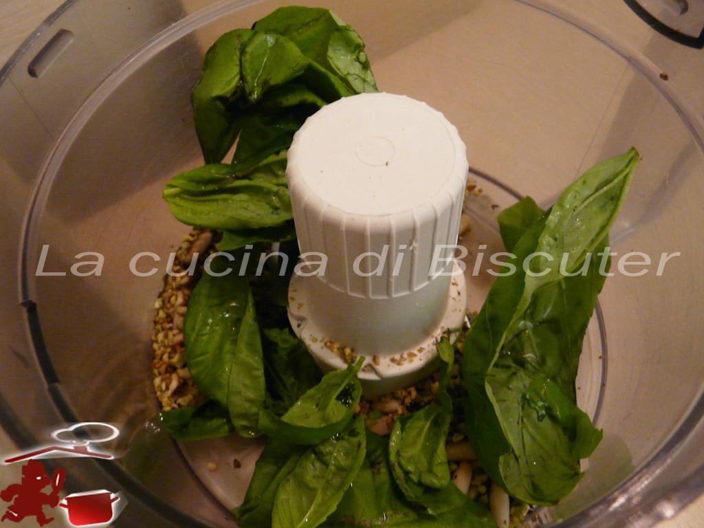 Gnocchetti sardi al pesto di pistacchio 6