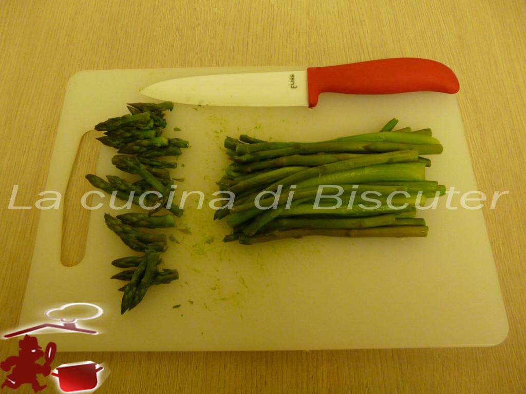 Risotto cremoso agli asparagi 12
