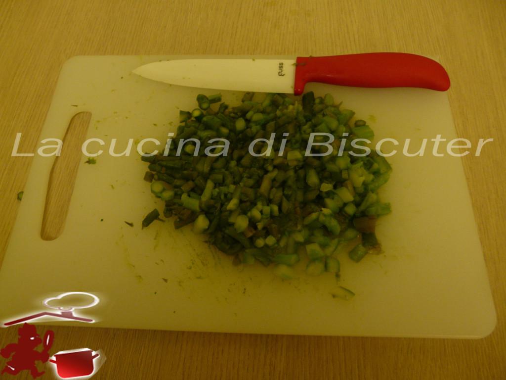 Risotto cremoso agli asparagi 13