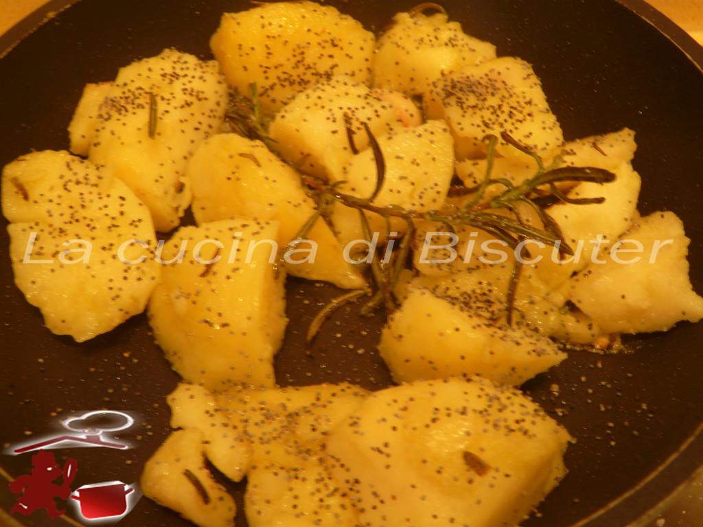 Petti di pollo ai semi di papavero 6