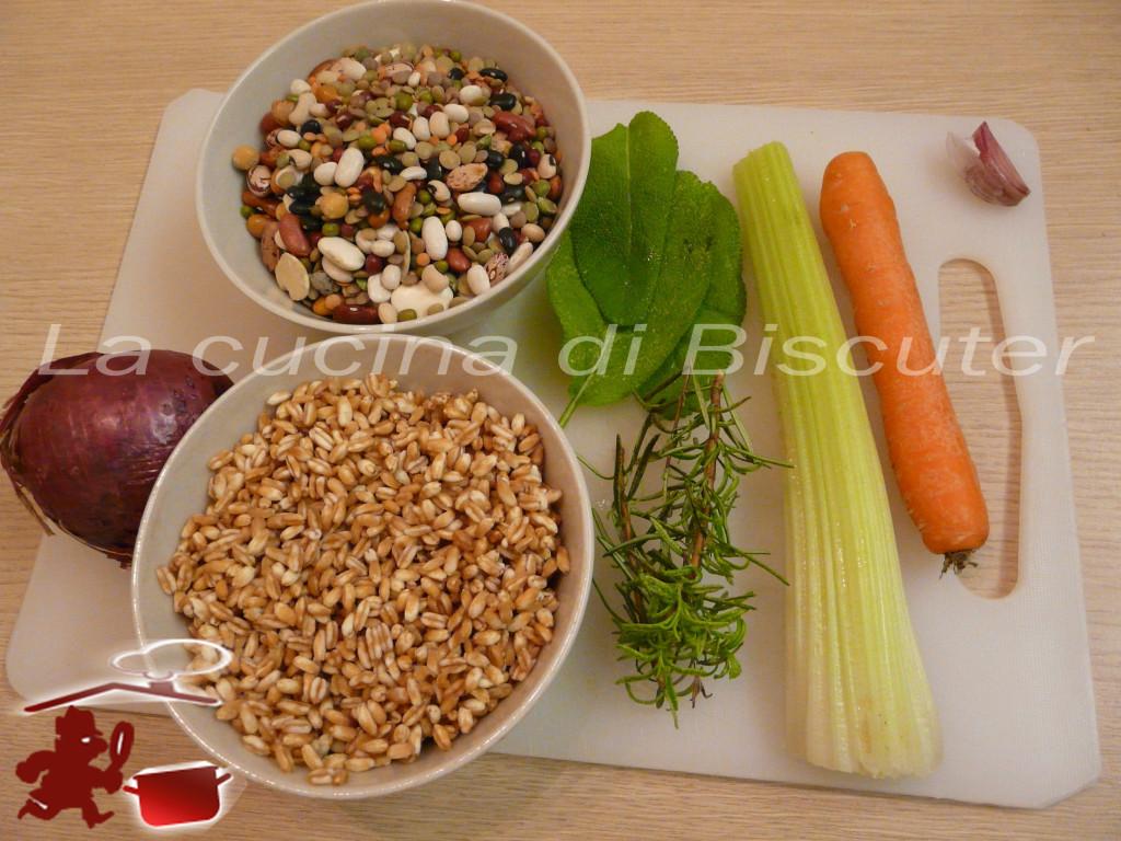 Zuppa di legumi 1