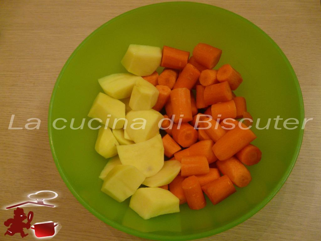 Vellutata di carote 4