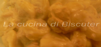 Tortellini gorgonzola e noci