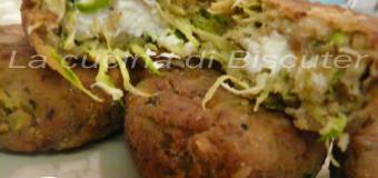 Kolokithokeftedes o polpette di zucchine