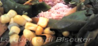 Insalata tonno e fagiolini alla Biscuter
