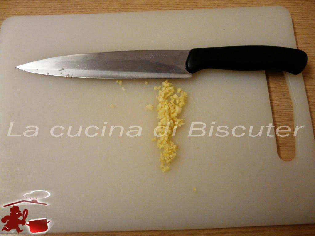 Pollo con piselli allla Asturiana 2