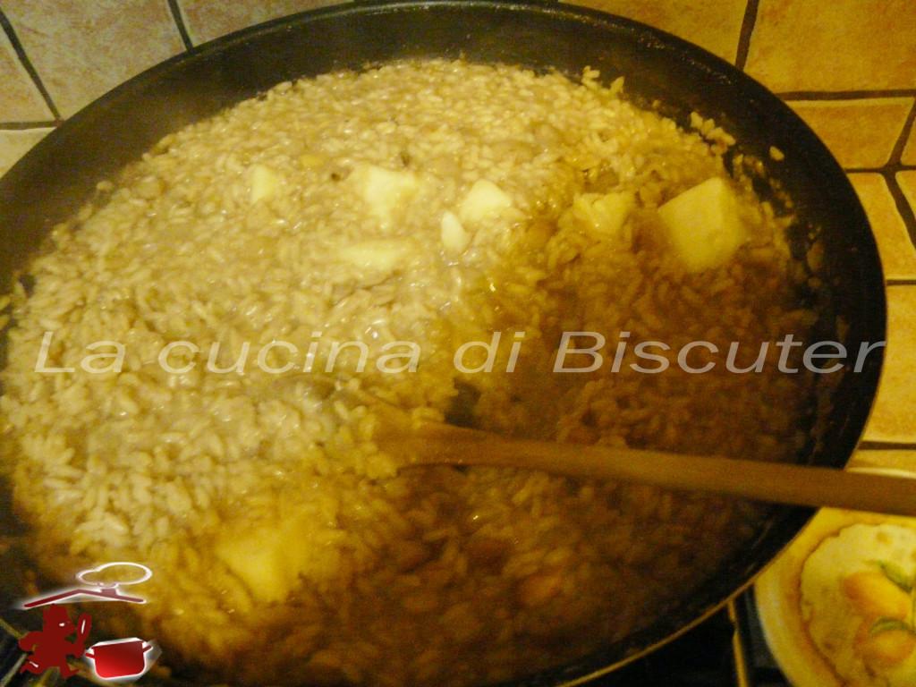 risotto castagne noci taleggio 13