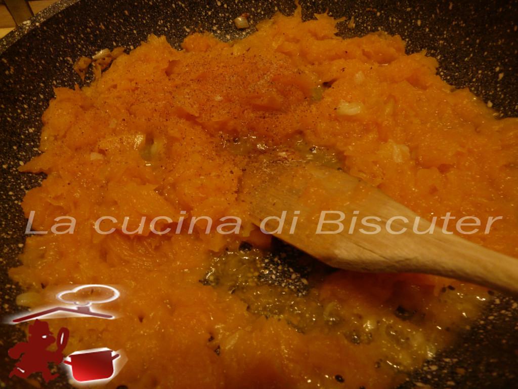 Gnocchi di patate alla zucca 9