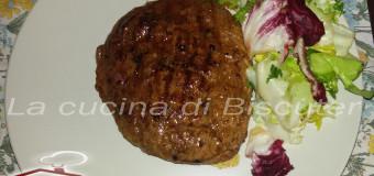 Tagliata tandoori – Beef tagliata Indian-style