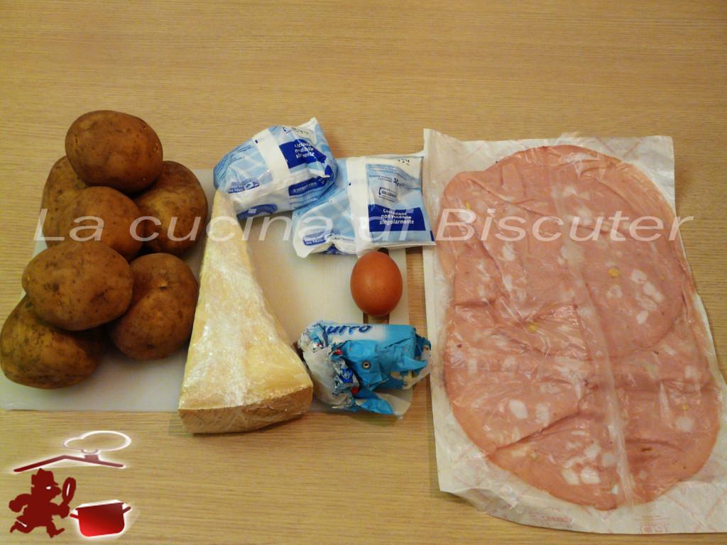Gateau di patate 1