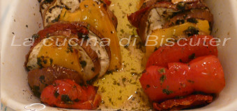 Tian di verdure al coriandolo – Vegetable Tian with coriander
