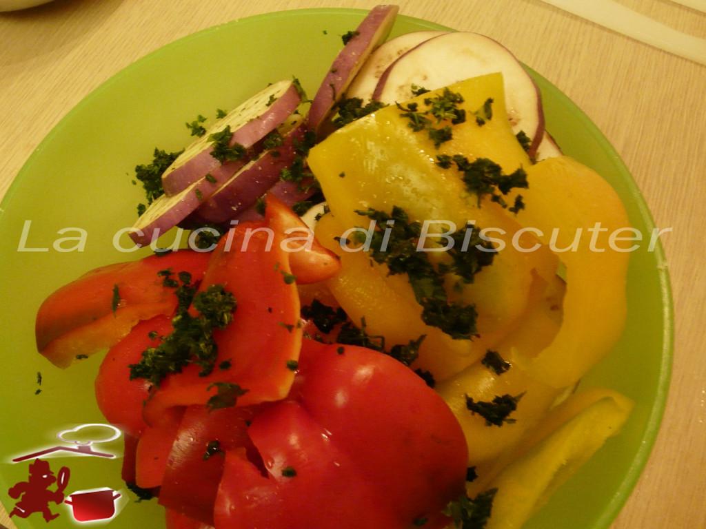 Tian di verdure al coriandolo 6