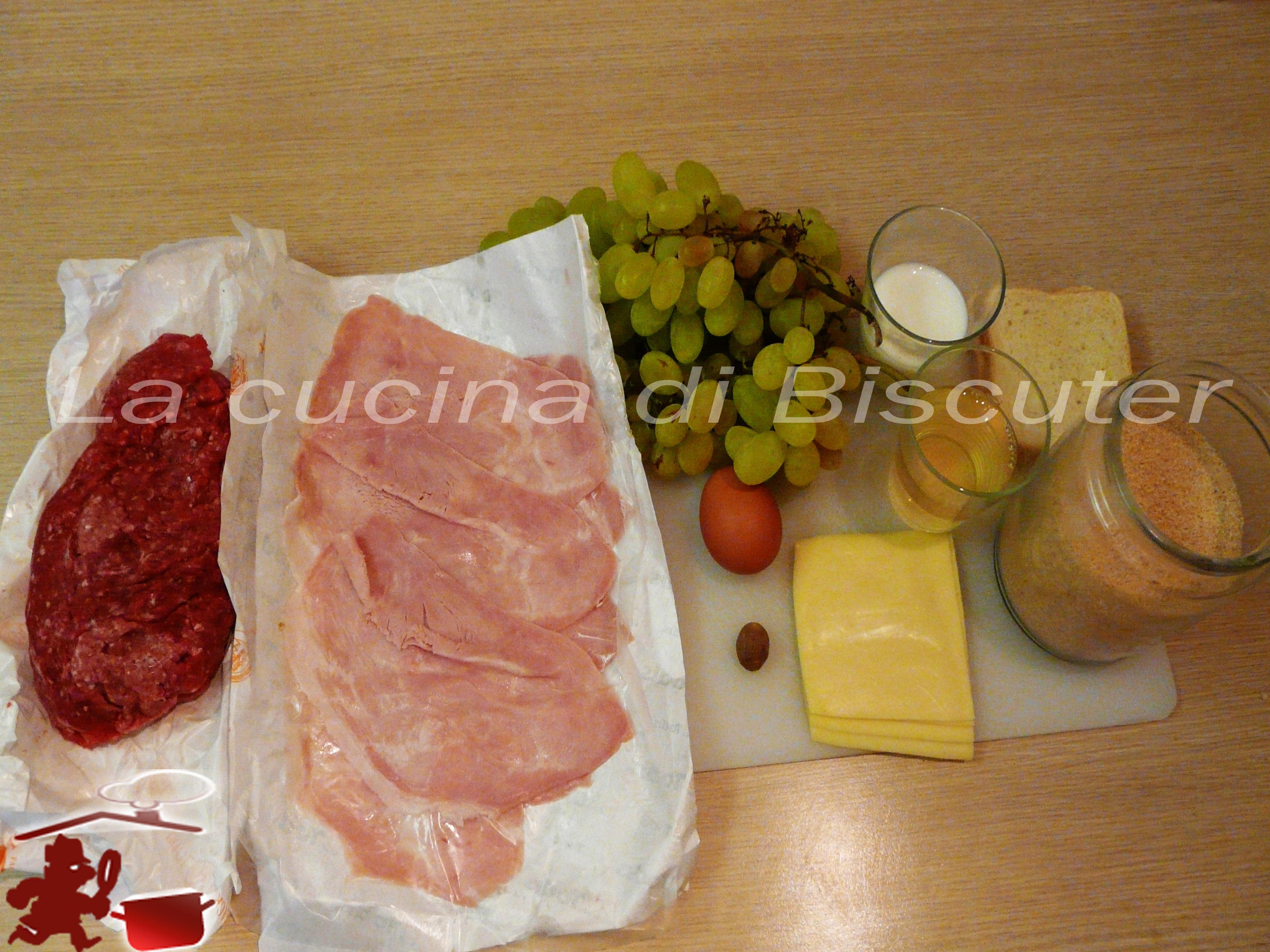 Polpettone All'uva – Meatloaf With Grapes La Cucina Di Biscuter #3C2407 3264 2448 Polpettone Classico Cucina