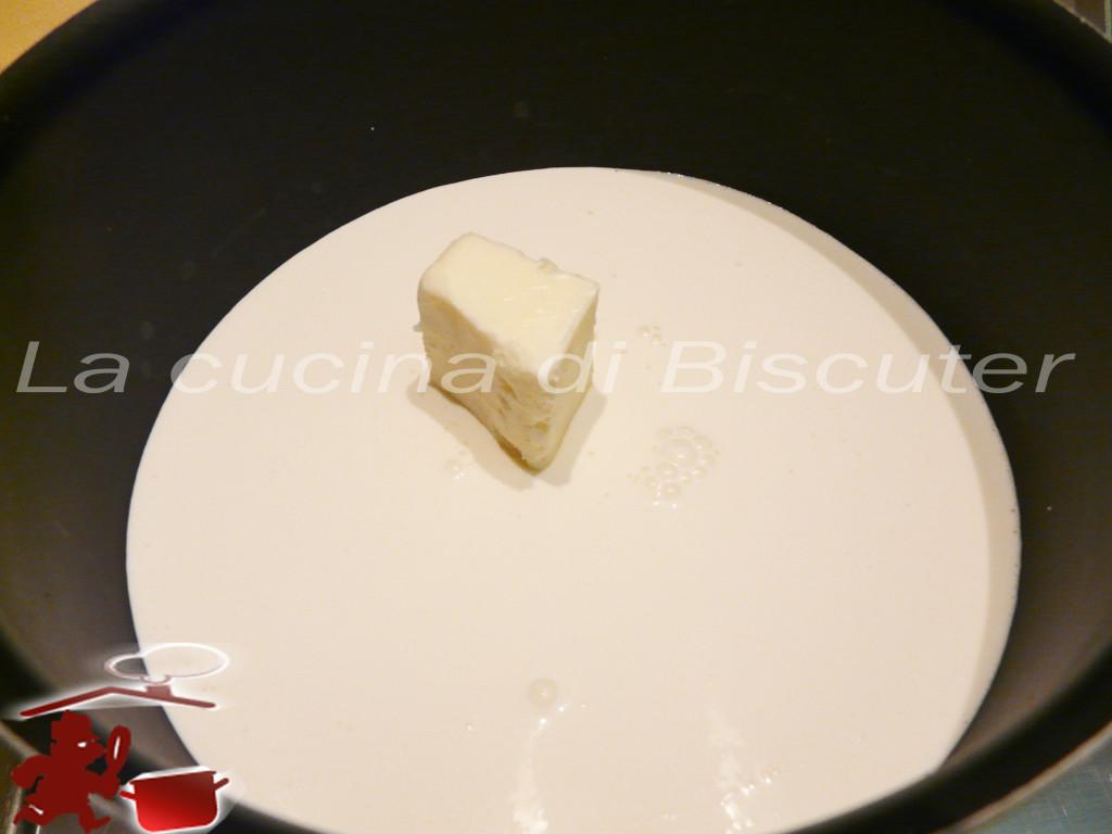 Ganache di cioccolato bianco 3