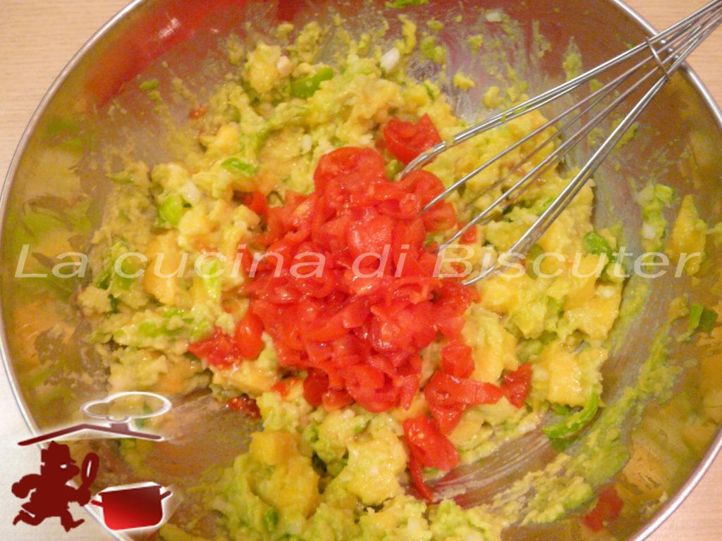 Guacamole al mango 10