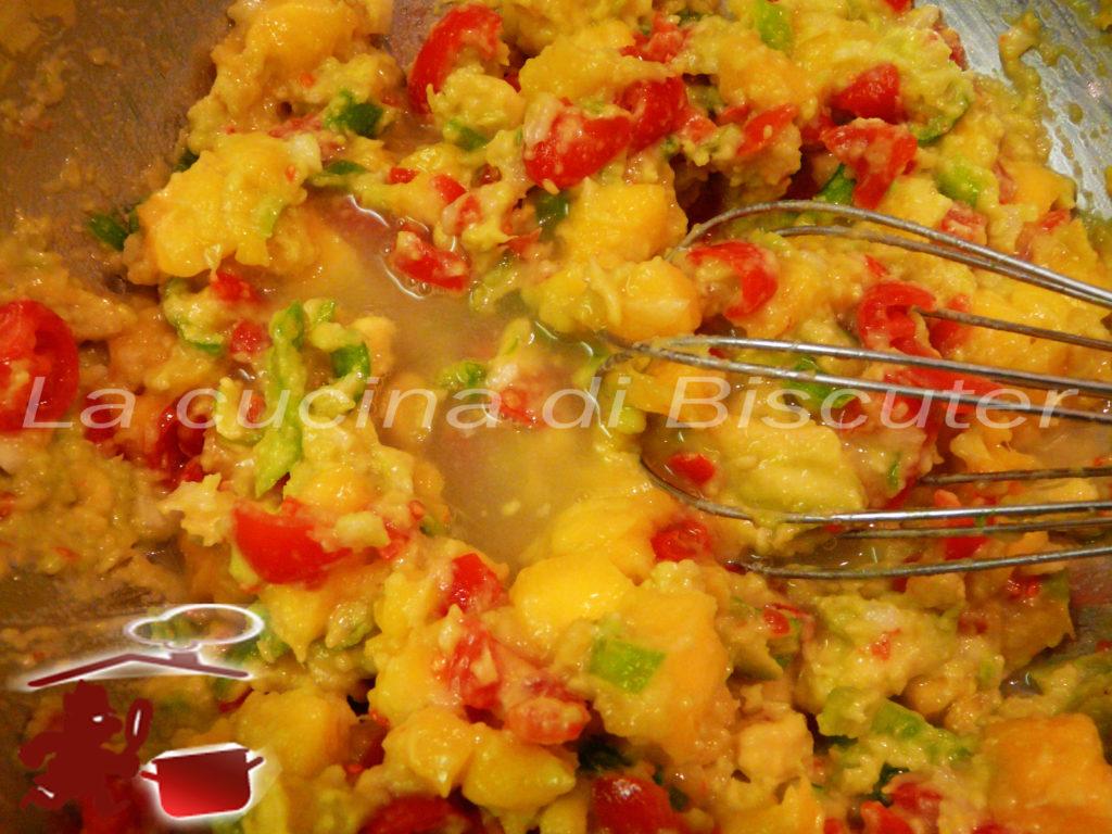 Guacamole al mango 11