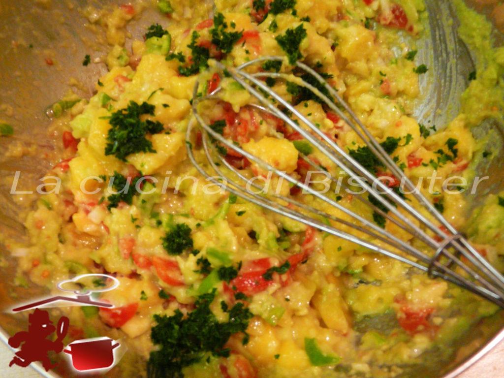 Guacamole al mango 12