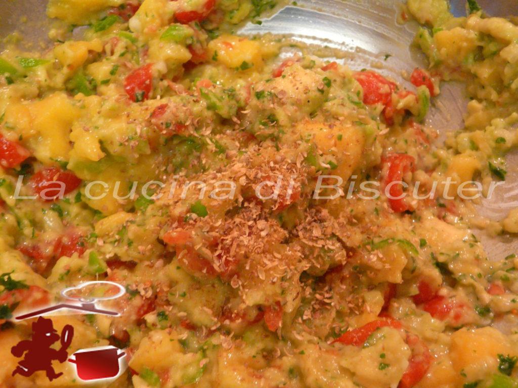 Guacamole al mango 13