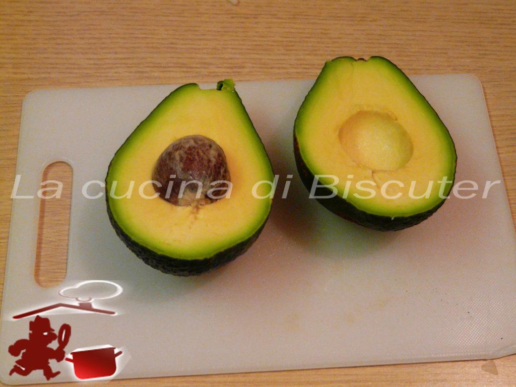 Guacamole al mango 2