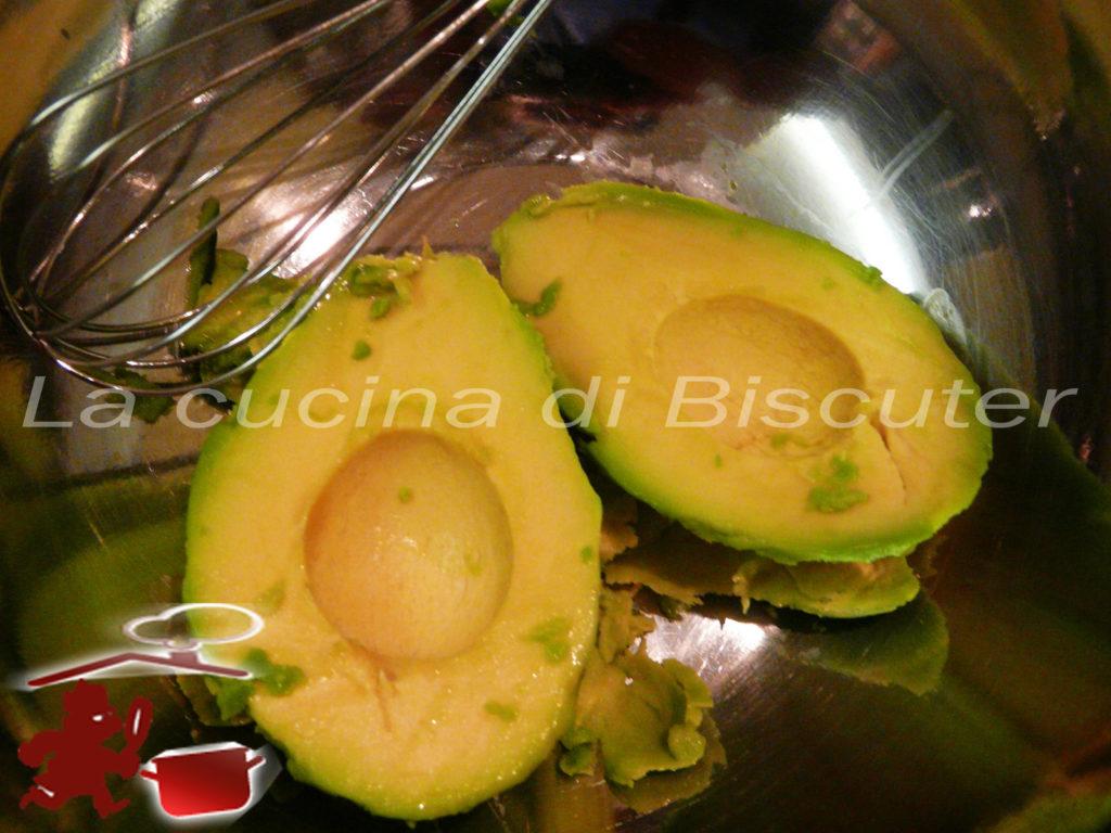 Guacamole al mango 3