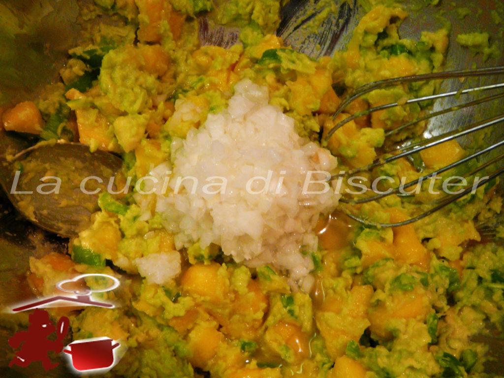 Guacamole al mango 9