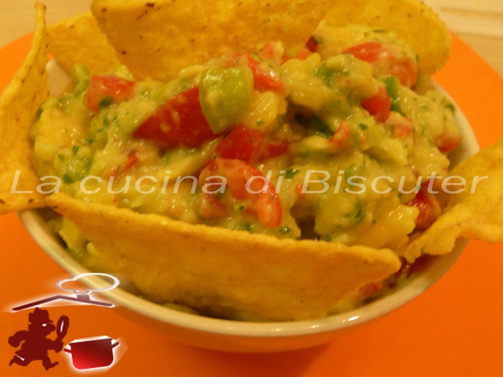 Guacamole al mango __