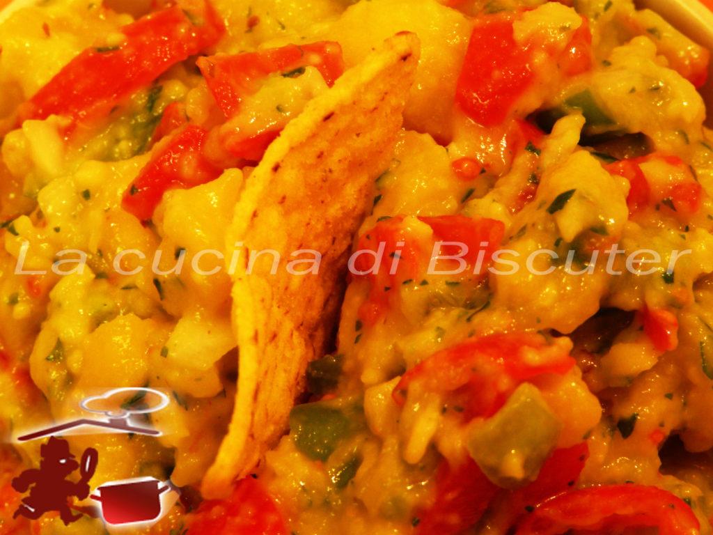 Guacamole al mango ___