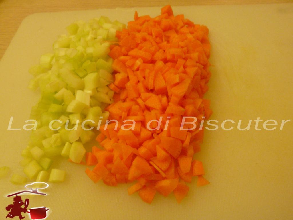 Insalata di polpo con verdure 7